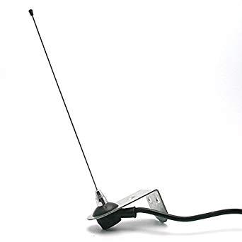 Antena radiowa z przewodem
